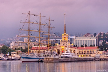 Сочи SCF Black Sea Tall Ships Regatta 2014.