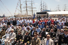 Констанца, Black Sea Tall Ships Regatta 2014.